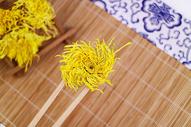 纯天然金丝皇菊图片