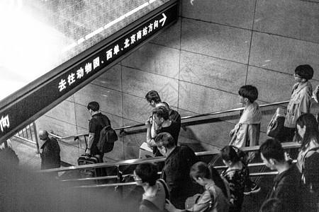 北京地铁站图片