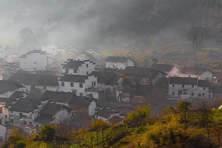 江西婺源石城图片