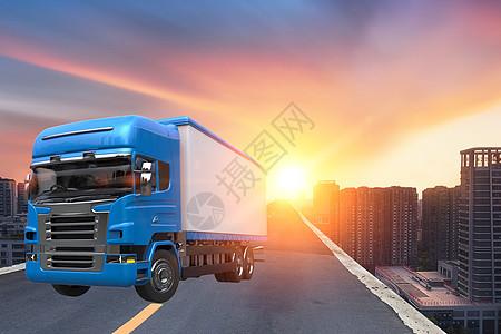 公路交通运输图片