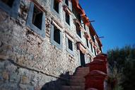 甘丹寺图片
