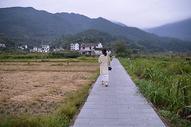 江西上饶婺源理村的清晨500697897图片