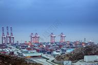 上海洋山港风光图片