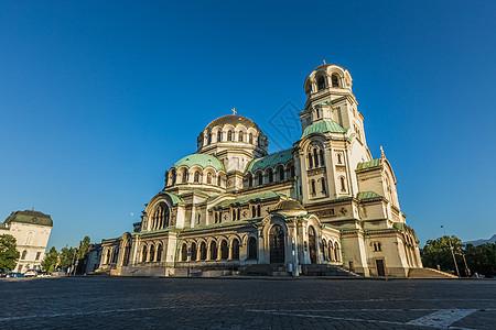 欧洲教堂欧洲建筑图片