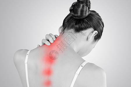 颈椎疾病图片