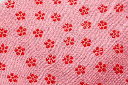 毛巾花纹图片