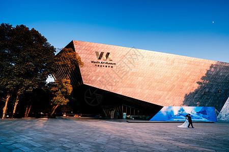 武汉大学万林艺术博物馆图片