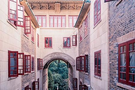 武汉大学图片
