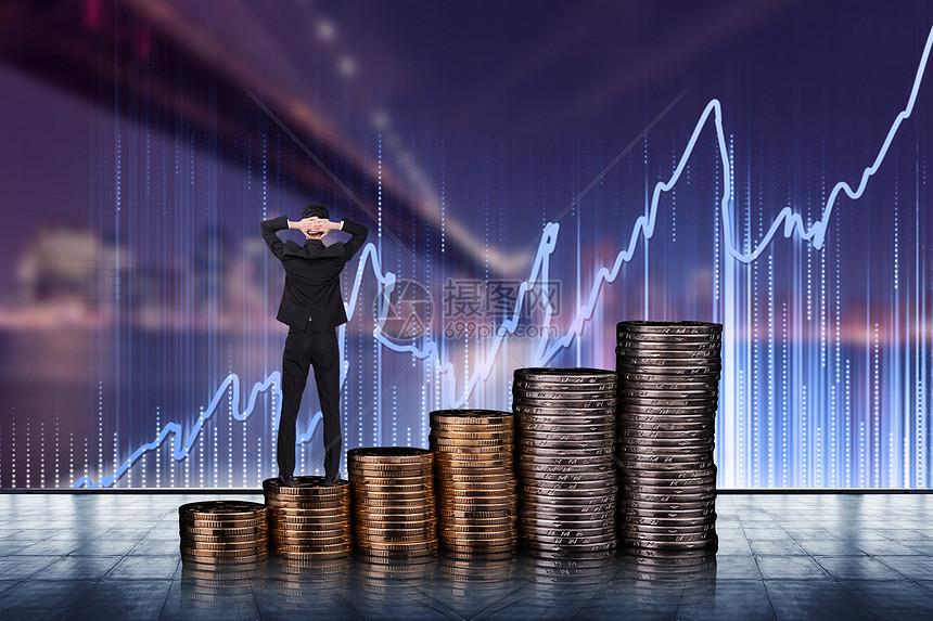 证券交易市场图片