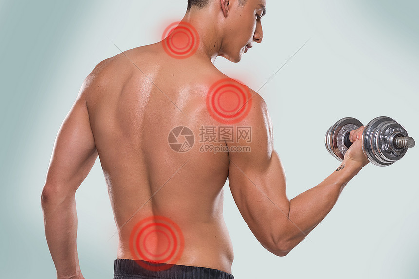关节疼痛图片