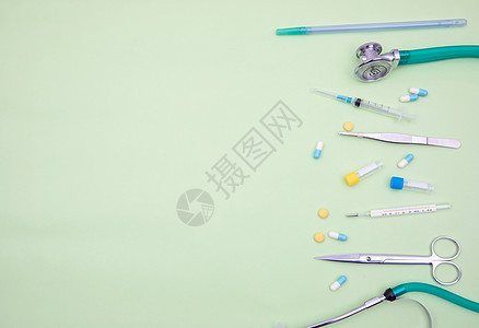 医疗器械道具图片
