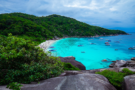 泰国普吉斯米兰岛图片