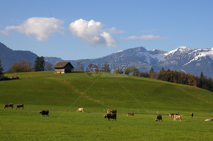 欧洲自然风光图片