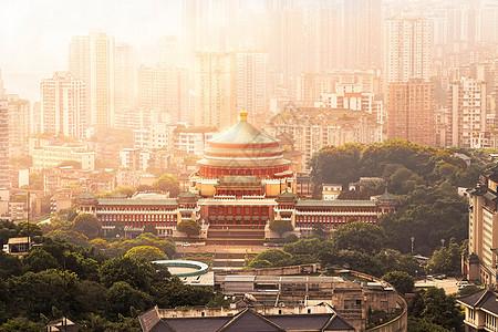 重庆大礼堂图片
