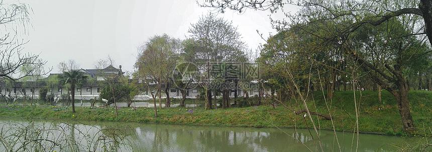 扬州廋西湖景色图片