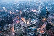 立体城市图片