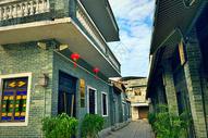 黄埔古镇老建筑图片