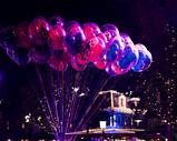 万圣节迪士尼空中气球图片
