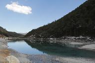 云南蓝月谷图片