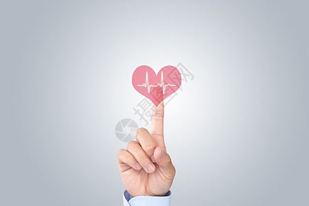 医疗爱心图片