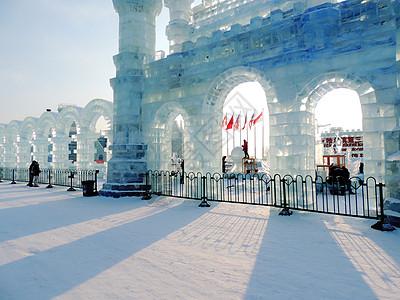 哈尔滨冰雪大世界图片