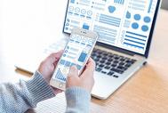 股市信息分析图片