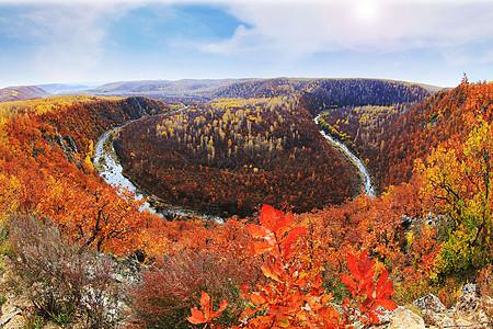 黑河风景图片