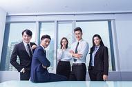 商务团队形象 图片