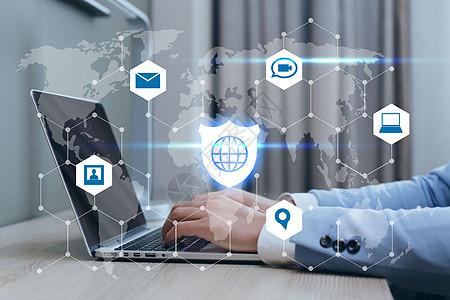 网路信息安全图片