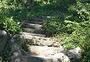 园中小石路图片