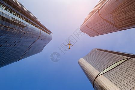 北京商业现代高层建筑图片