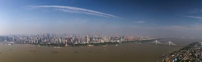 武汉城市建筑风光图片