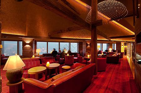 酒店酒吧图片