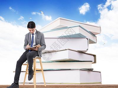 学习的人图片