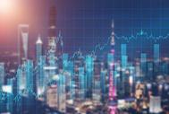 城市经济走势分析图片