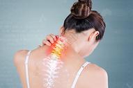 颈椎病图片