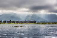 缅甸茵莱湖风光图片