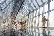 上海环球中心观光厅图片