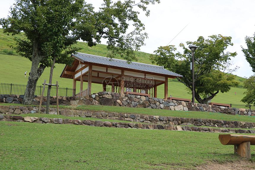 日本植物园建筑图片