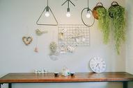 简约风格的茶室图片