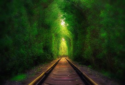 爱情隧道图片