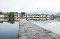 安徽宏村风景图片