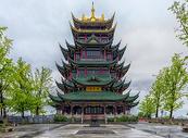 重庆鸿恩寺森林公园图片