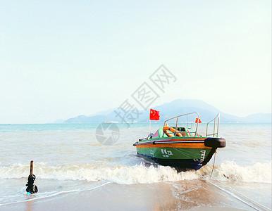 深圳、海边、较场尾图片