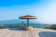 海南三亚亚龙湾酒店露台图片