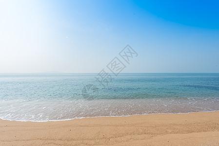 海南三亚天涯海角沙滩图片