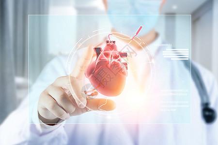 检查心脏技术界面图片