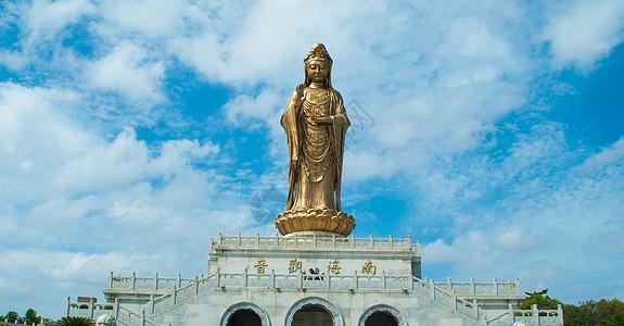 普陀山观音菩萨图片