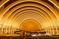 上海展览中心室内图片
