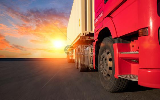 货车运输图片